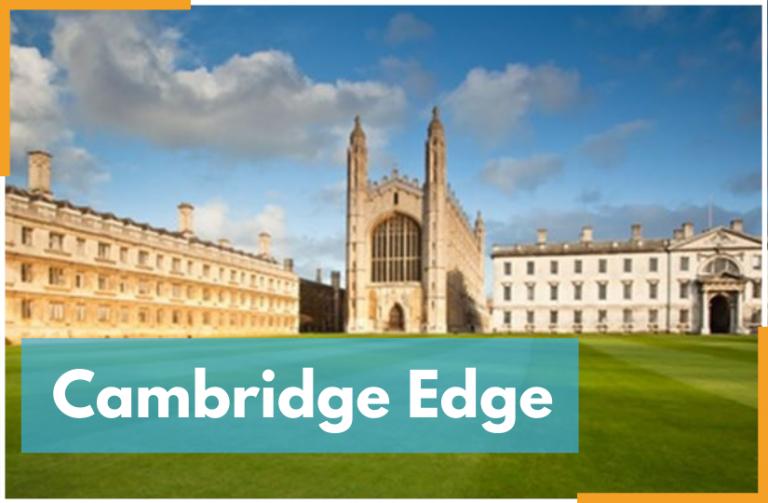 cambridge school - advantage