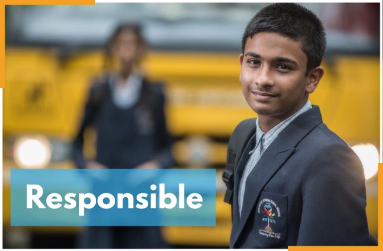 cambridge school - responsible