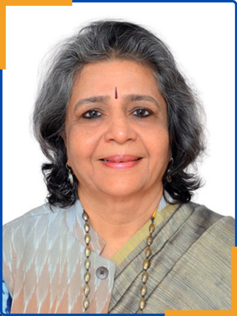 Ms Malati Kalmadi - Aadharshila Talks at RRIS