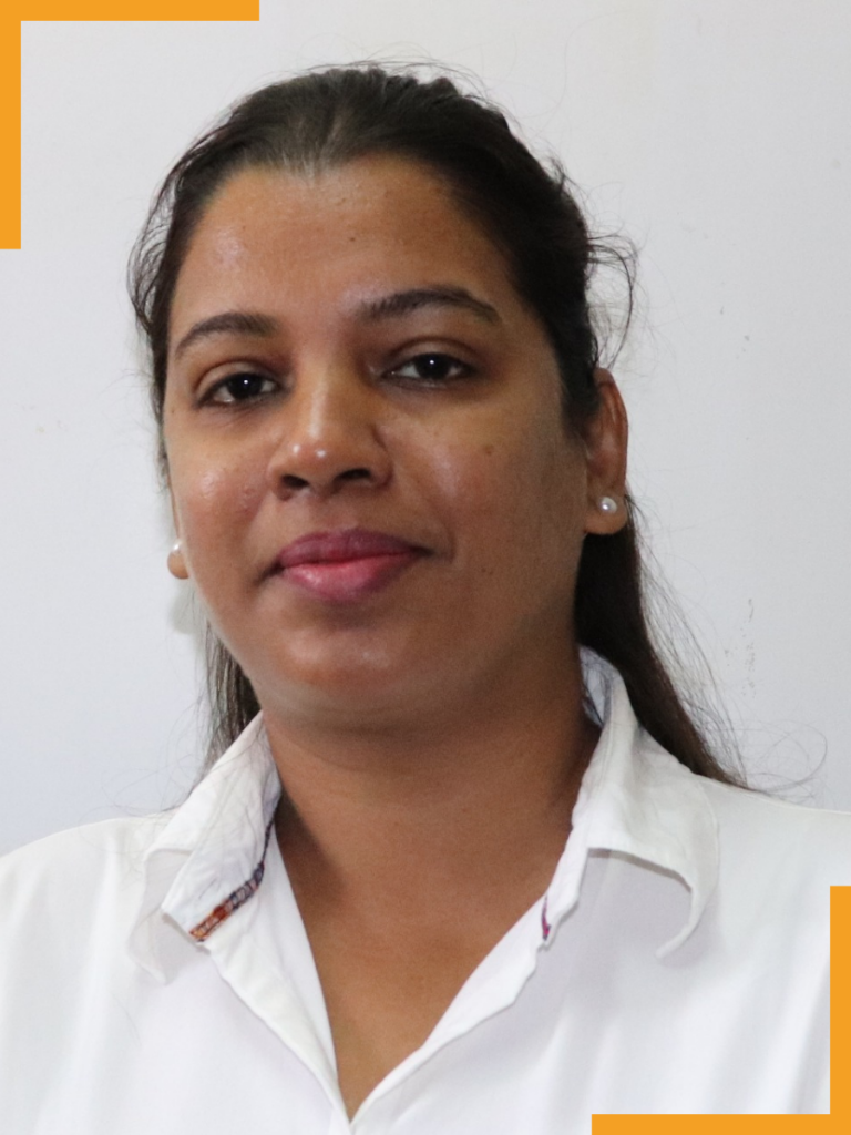 Ms Cheryl Mukadam - HR manager and CCA coordinator
