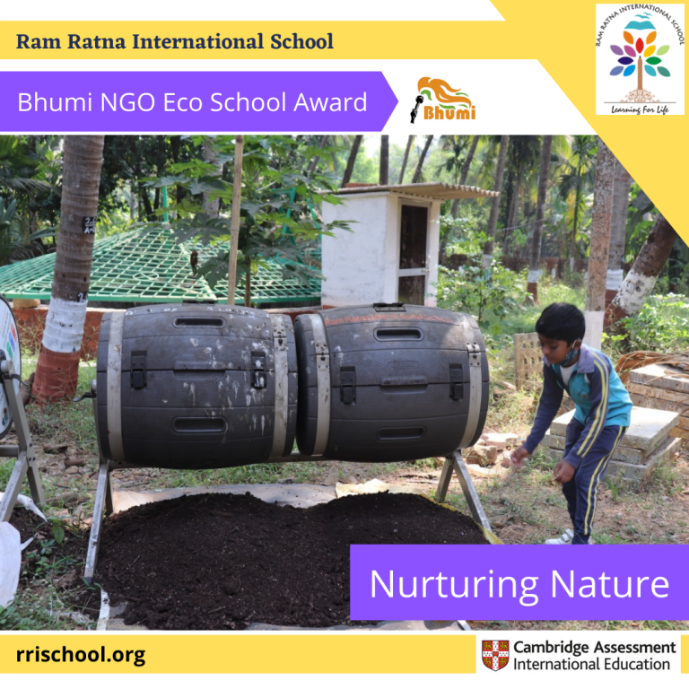 Composter at RRIS