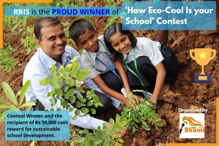 Bhumi NGO Eco Cool School Contest RRIS slider 1200-800