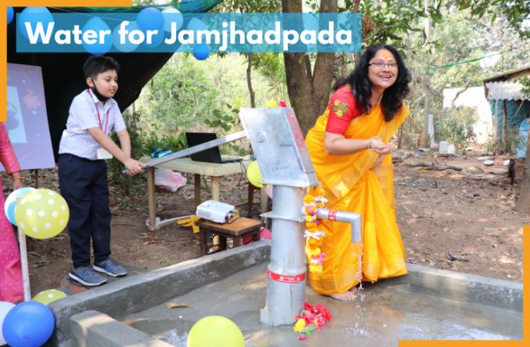 RRISchool.org 825 x 540 - water for jamjhadpada