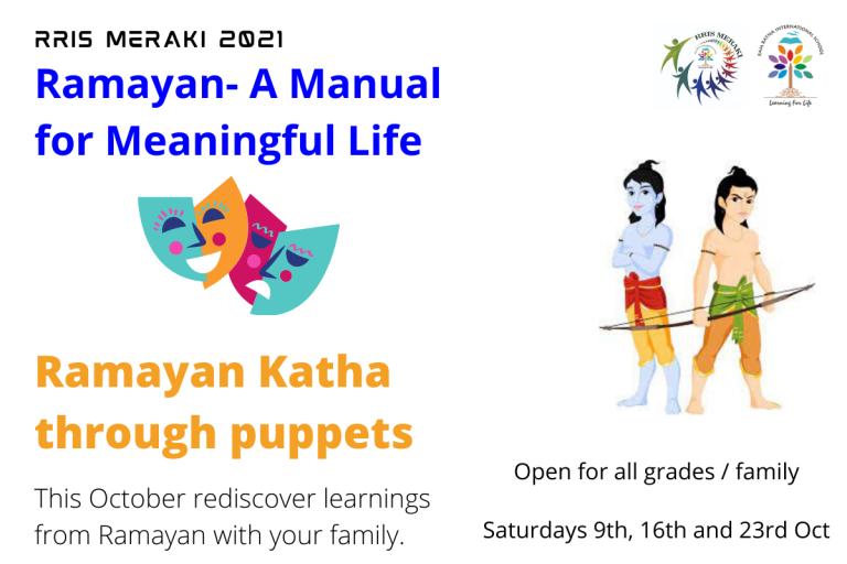 Ramayan- A Manual for Meaningful Life 8